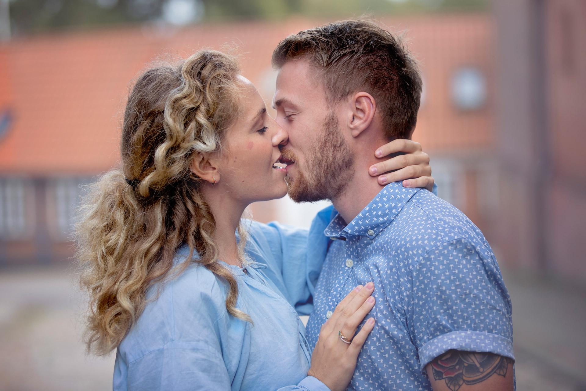 Forlovelsefotografering