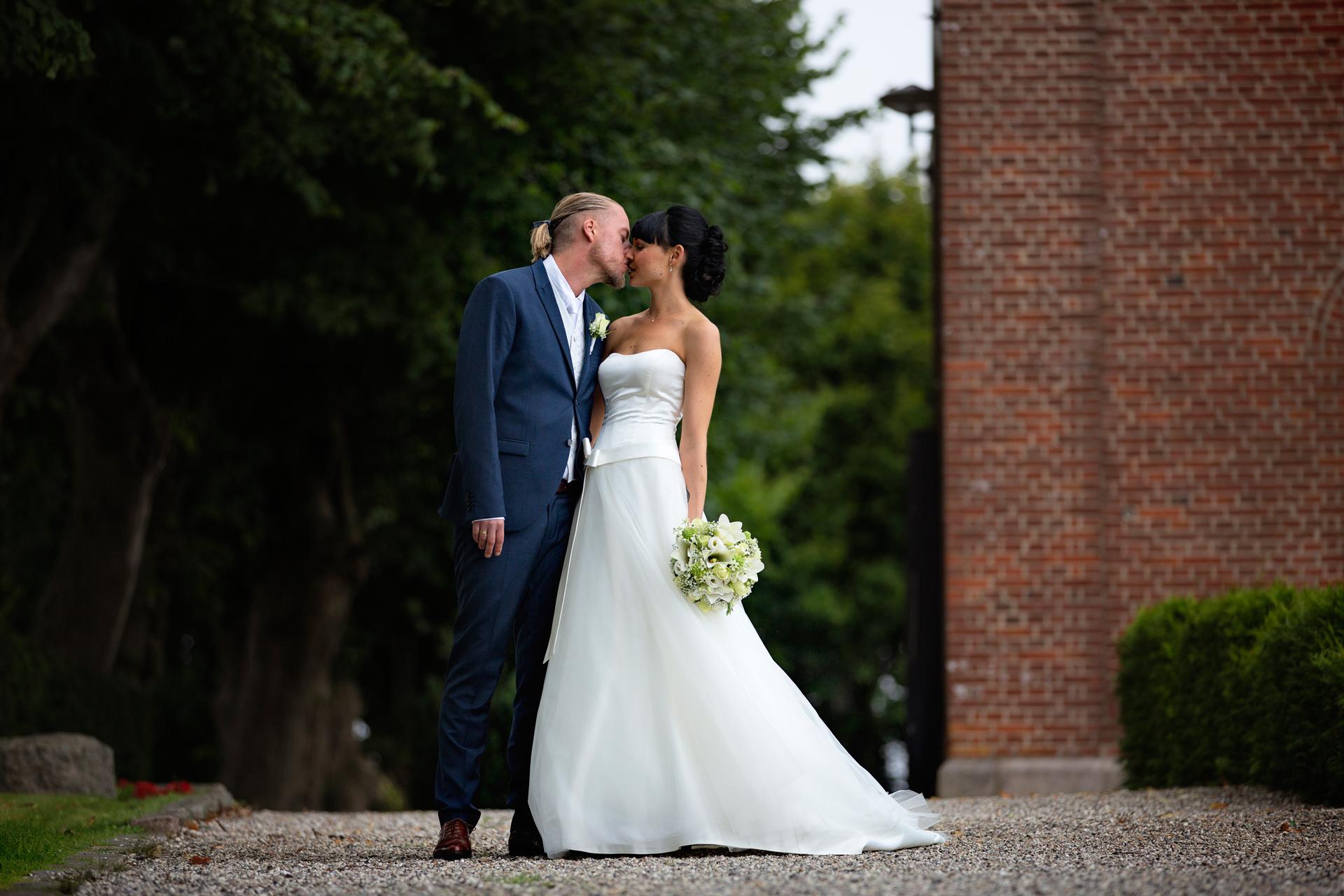 Bryllupsfotografering i Viborg - Bryllupsfotograf Mogens Balslev - 37