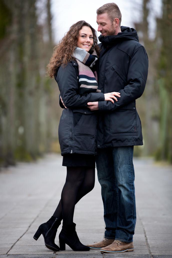 Kærestefotografering