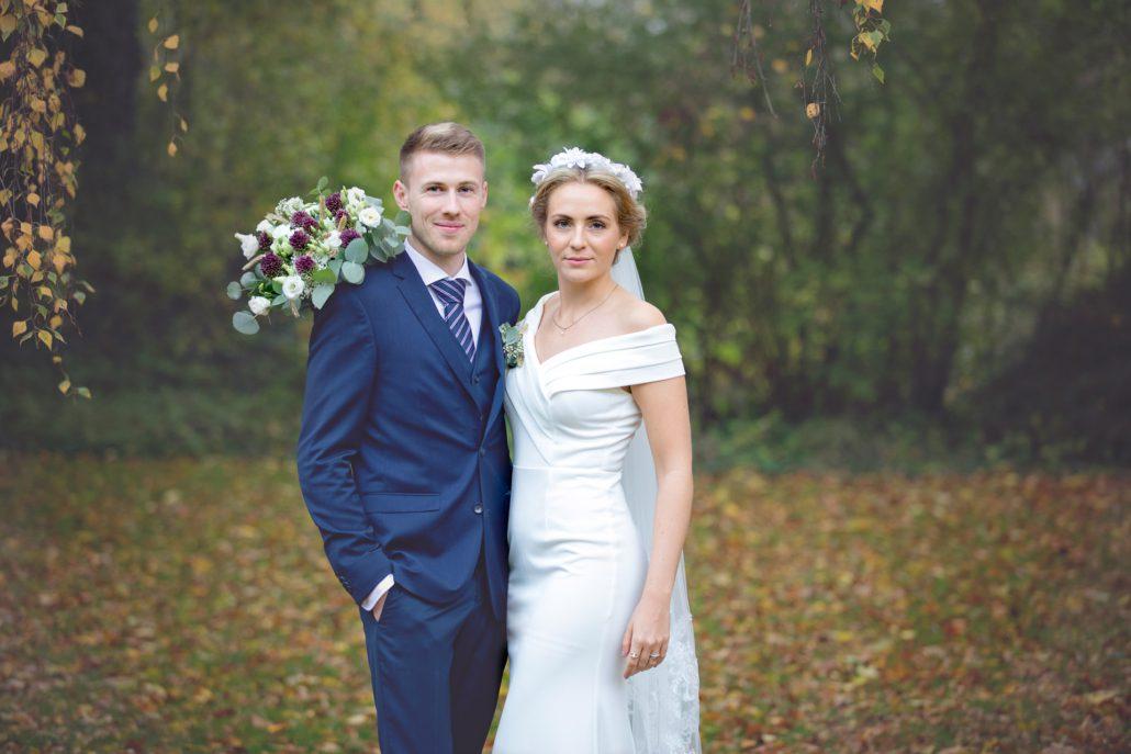Bryllupsfotograf Viborg Efterår